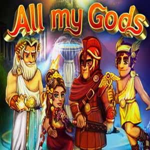 Acheter All My Gods Clé Cd Comparateur Prix