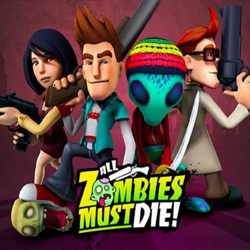 Acheter All Zombies Must Die Cle Cd Comparateur Prix