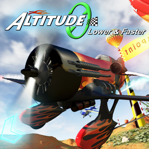 Altitude0 Lower & Faster