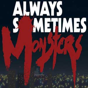 Acheter Always Sometimes Monsters PS4 Comparateur Prix
