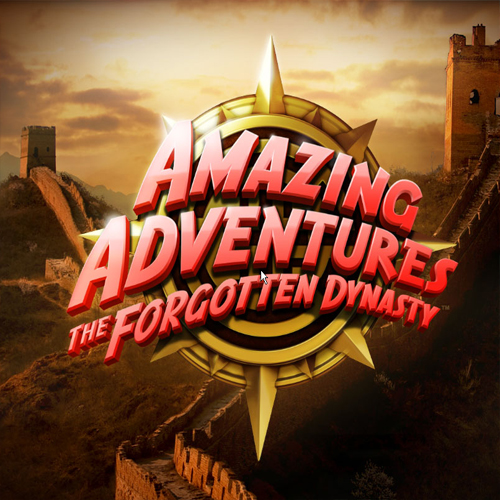 Amazing Adventures The Forgotten Dynasty