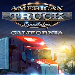 American Truck Simulator California
