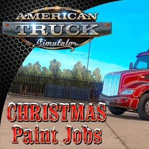 American Truck Simulator Christmas Paint Jobs Pack