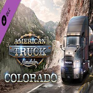 Acheter American Truck Simulator Colorado Clé CD Comparateur Prix