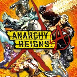 Telecharger Anarchy Reigns PS3 code Comparateur Prix