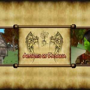 Ancients of Fasaria Celestias Angelica