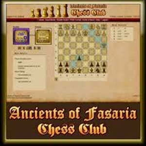Acheter Ancients of Fasaria Chess Club Clé Cd Comparateur Prix