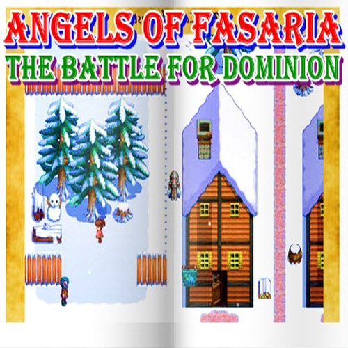 Acheter Angels of Fasaria The Battle for Dominion Clé Cd Comparateur Prix