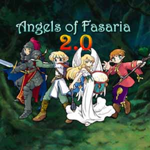 Acheter Angels of Fasaria Version 2.0 Clé Cd Comparateur Prix