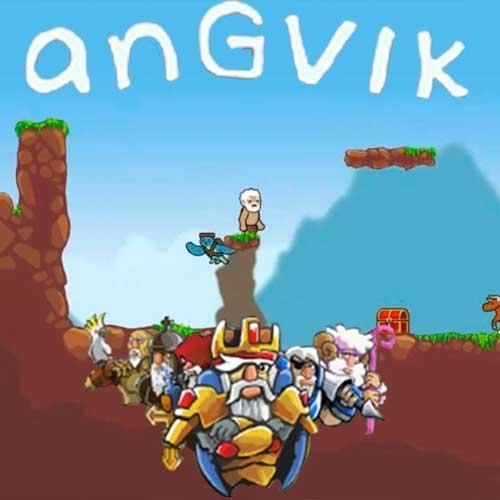 Acheter Angvik Cle Cd Comparateur Prix