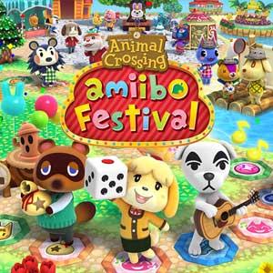 Acheter Animal Crossing amiibo Festival Wii U Download Code Comparateur Prix