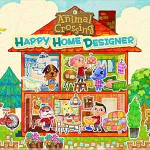 Acheter Animal Crossing Happy Home Designer Nintendo 3DS Download Code Comparateur Prix
