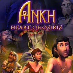 Ankh 2 Heart Of Osiris