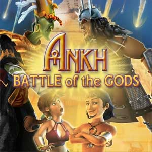 Acheter Ankh 3 Battle of the Gods Clé Cd Comparateur Prix