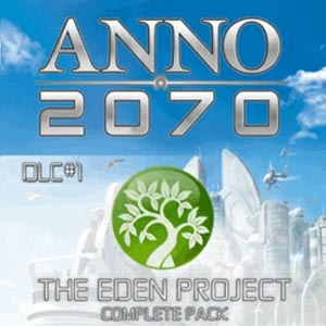 Anno 2070 The Eden Project Complete Pack