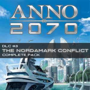 Acheter ANNO 2070 The Nordamak Conflict Complete Pack Clé Cd Comparateur Prix