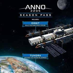 Acheter Anno 2205 Season Pass Clé Cd Comparateur Prix