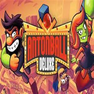Acheter Antonball Deluxe Clé CD Comparateur Prix