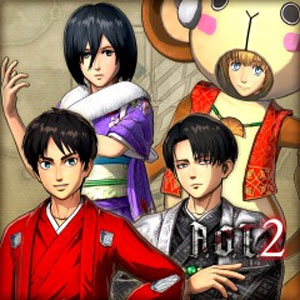 AOT2 Japanese New Year Costume Set