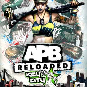 Acheter APB Reloaded Key to the City Pack Clé Cd Comparateur Prix