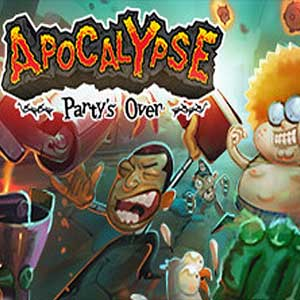 Acheter Apocalypse Partys Over Clé Cd Comparateur Prix