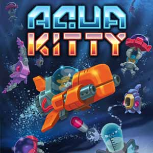 Aqua Kitty Milk Mine Defender