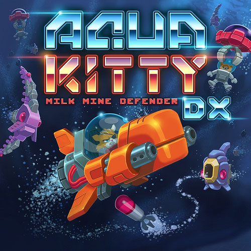 Telecharger Aqua Kitty Milk Mine Defender DX PS4 code Comparateur Prix