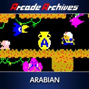 Arcade Archives ARABIAN