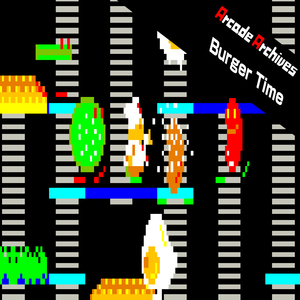 Arcade Archives Burger Time