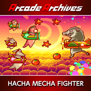 Arcade Archives HACHA MECHA FIGHTER