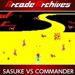 Arcade Archives SASUKE VS COMMANDER