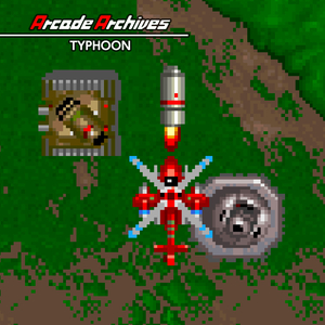 Arcade Archives TYPHOON