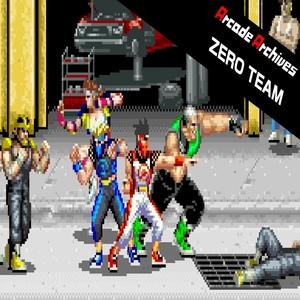Arcade Archives ZERO TEAM