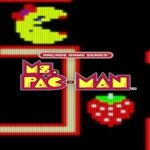 Acheter ARCADE GAME SERIES Ms PAC MAN Xbox One Comparateur Prix