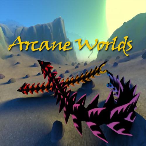 Acheter Arcane Worlds Cle Cd Comparateur Prix