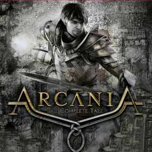 Telecharger Arcania The Complete Tale PS4 code Comparateur Prix