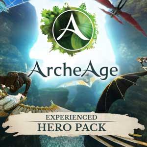 Acheter ArcheAge Experienced Hero Pack Clé Cd Comparateur Prix