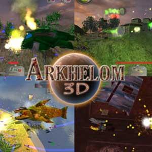 Acheter Arkhelom 3D Clé Cd Comparateur Prix