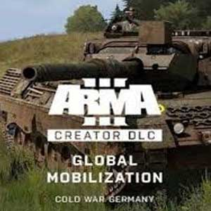 Arma 3 Creator DLC Global Mobilization Cold War Germany