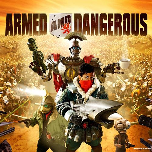 Acheter Armed and Dangerous Clé Cd Comparateur Prix