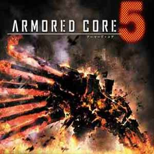 Telecharger Armored Core 5 PS3 code Comparateur Prix