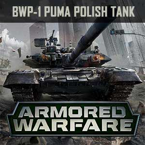 Armored Warfare BWP-1 Puma Polish Tank