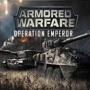 Acheter Armored Warfare Operation Emperor Clé Cd Comparateur Prix