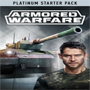 Armored Warfare Platinum Starter Pack