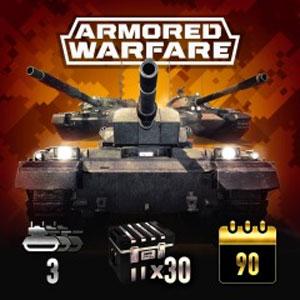 Armored Warfare Starter Pack Ultimate