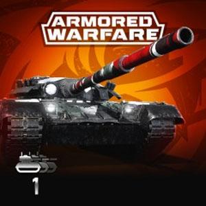 Armored Warfare T-80U Shark Standard Pack