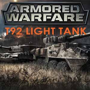 Acheter Armored Warfare T92 Light Tank Clé Cd Comparateur Prix