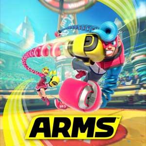 Acheter ARMS Nintendo Switch Comparateur Prix