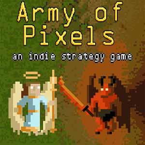 Acheter Army of Pixels Clé Cd Comparateur Prix