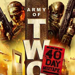 Acheter Army of Two The 40th Day Xbox 360 Code Comparateur Prix
